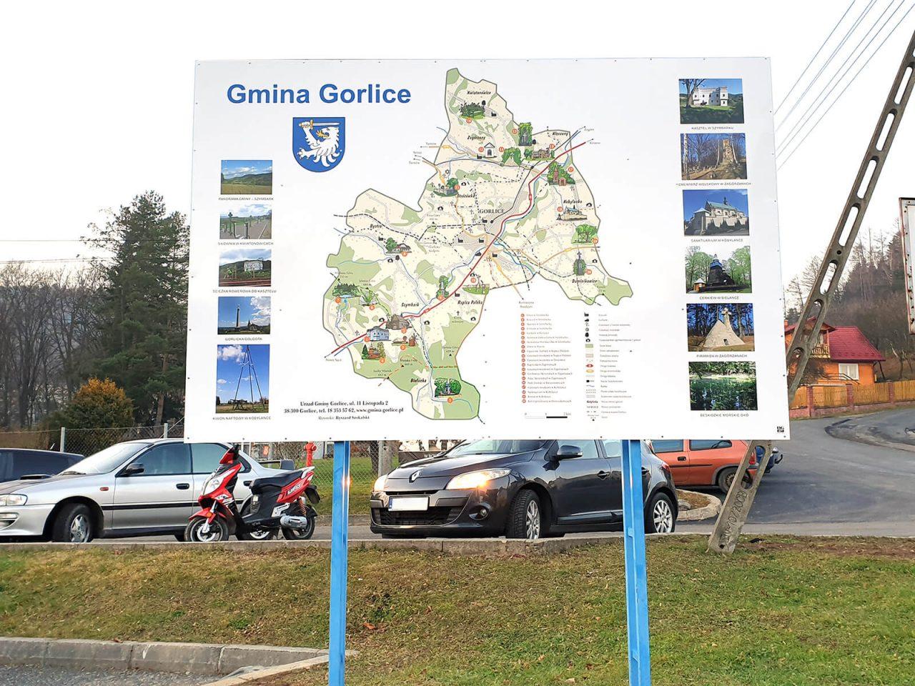 Gmina Gorlice - DG-art